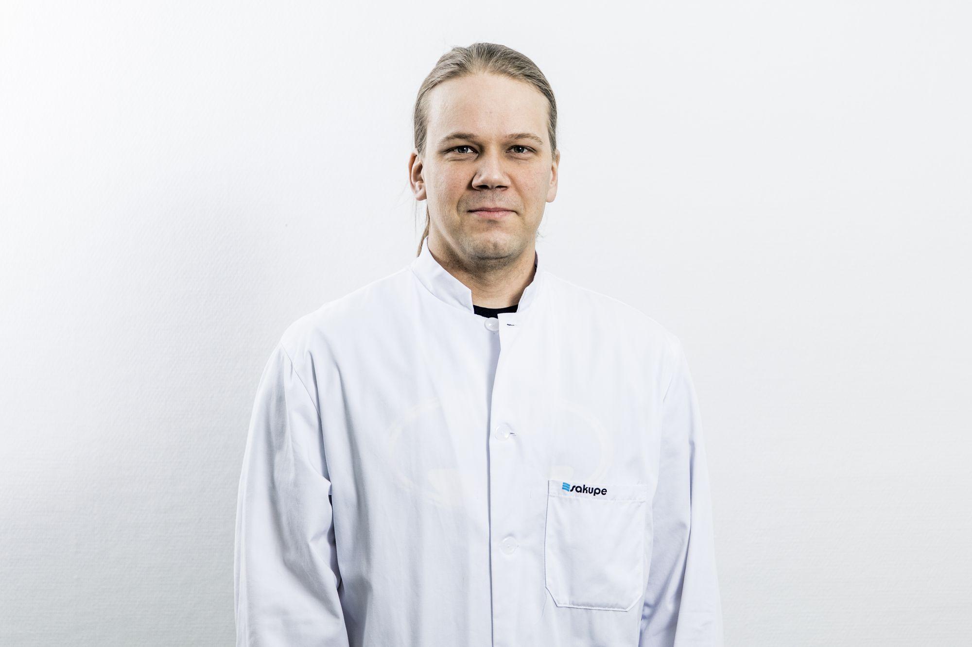 Matti Iso-Mustajärvi
